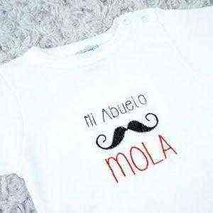 BODY MI ABUELO MOLA