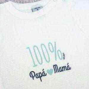 100% PAPA Y MAMA