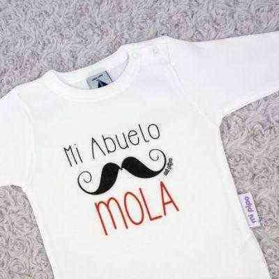 body abuelo bebé mola