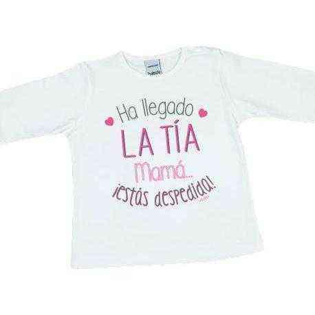 camiseta regalo titas