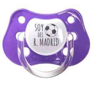 Chupete real madrid