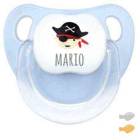 chupete personalizado pirata
