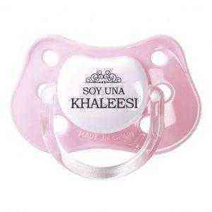 chupete gracioso khalessi