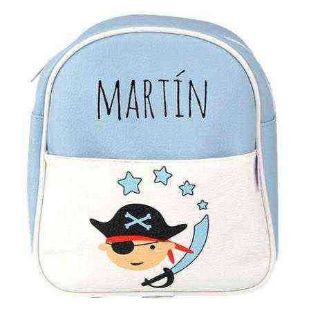 mochila de bebé personalizada