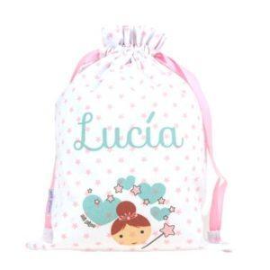 saquito bolsa bebé infantil