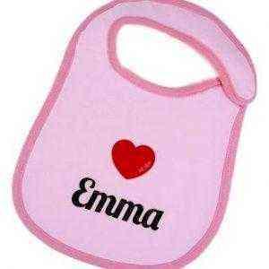 bebero corazon personalizado bebe