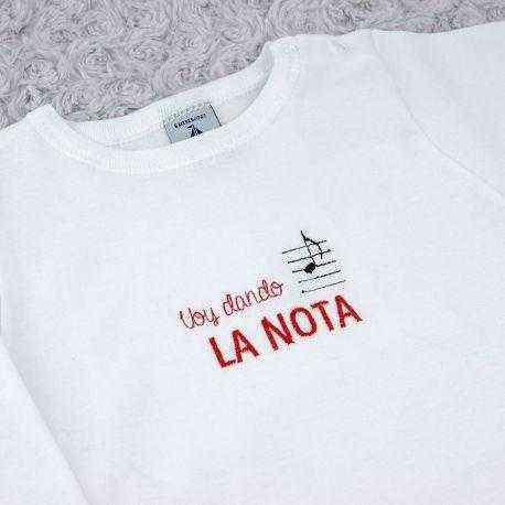 BODY DANDO LA NOTA