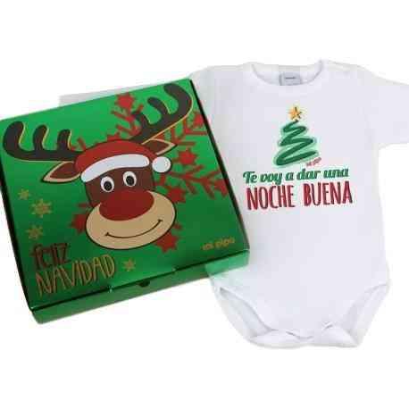 bodys originales de navidad para bebe
