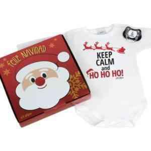 KEEP CALM NAVIDAD bebe