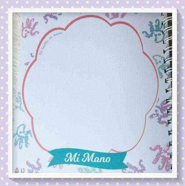 diario de embarazo libro