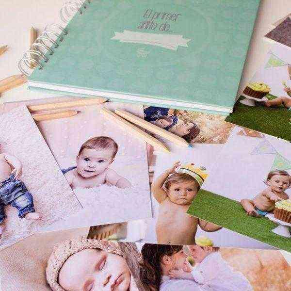 Libro del primer año bebe