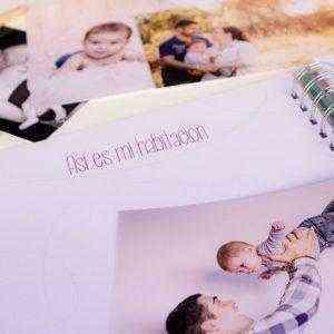 Libro del Primer año del bebé completar