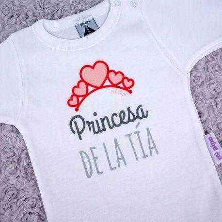 body princesa de la tia