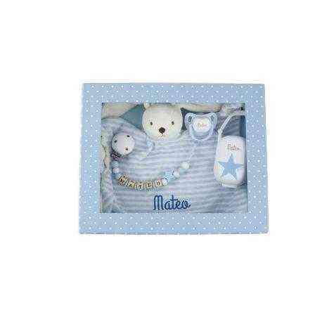 regalo bebe personalizado nacimiento