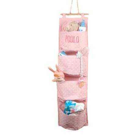 Organizador bebé habitación