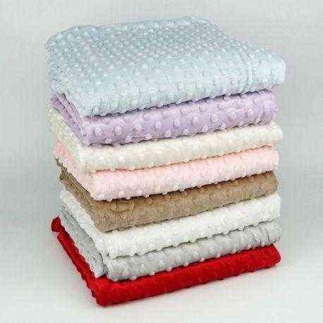conjunto mantas de colores