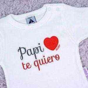 body papi te quiero corazon