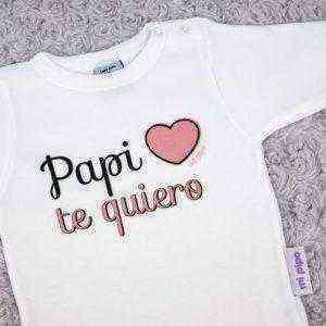 body papi te quiero original