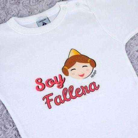 body soy fallera bebe