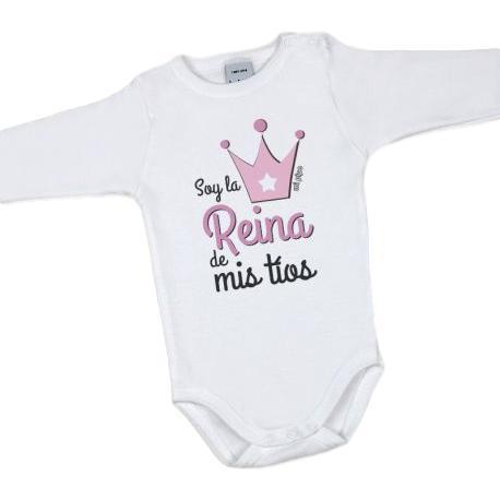 Queen bodie Baby Shower Gift Baby Girl Clothes Queen Of My Crib Funny Baby Gift Crown Baby Queen bodiesuit Little queen Funny bodies