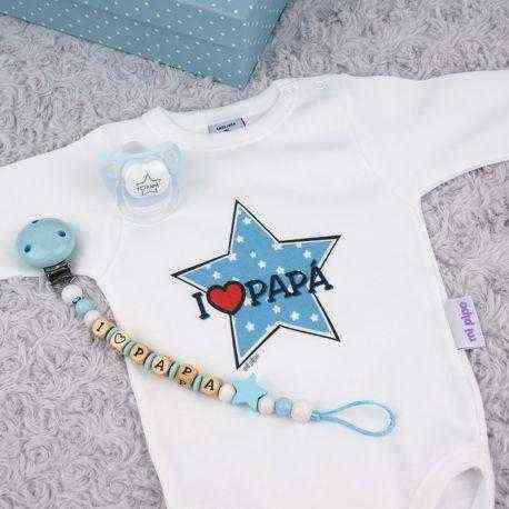 regalo papa azul personalizado