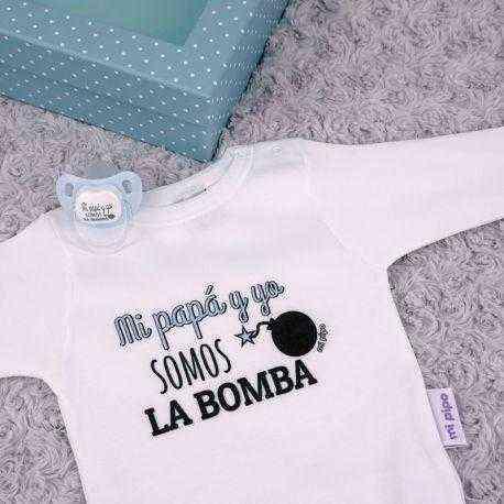 regalo bebe papa original
