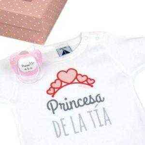 regalo princesa de la tia