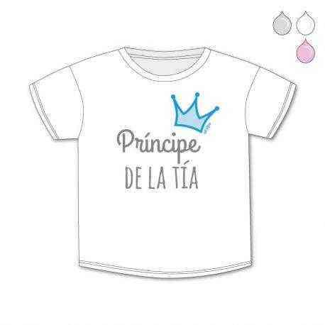 camiseta principe tia