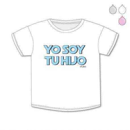 camiseta yo soy tu hijo
