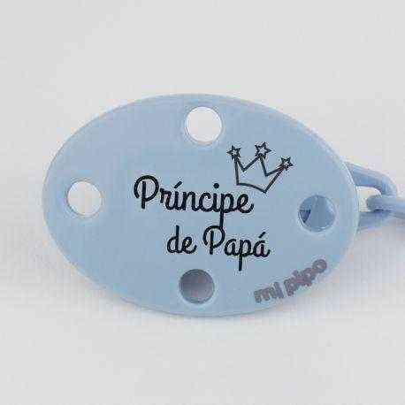 broche principe de papa
