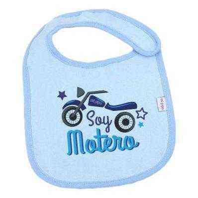 motero bebé moto