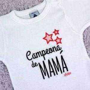 body campeona de mama