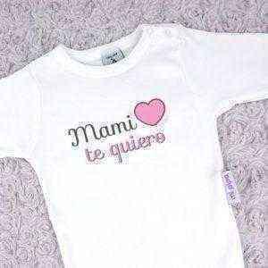 Bodys Mamá