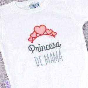 body princesa de mama