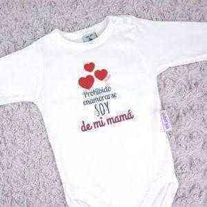 body 3 corazones mama