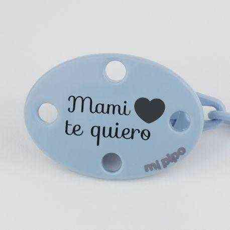 borcghe te quiero mami