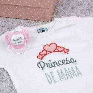regalo body princesa