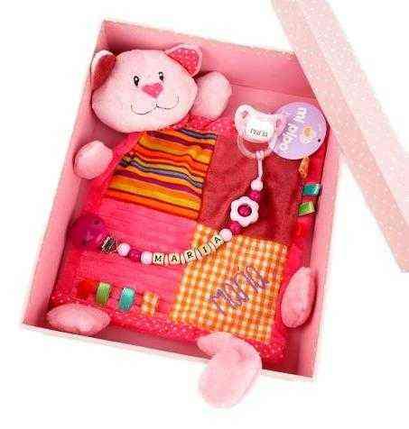 regalo cajita bebe