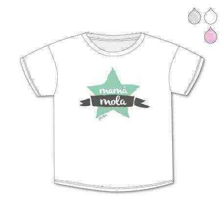 camiseta mama mola