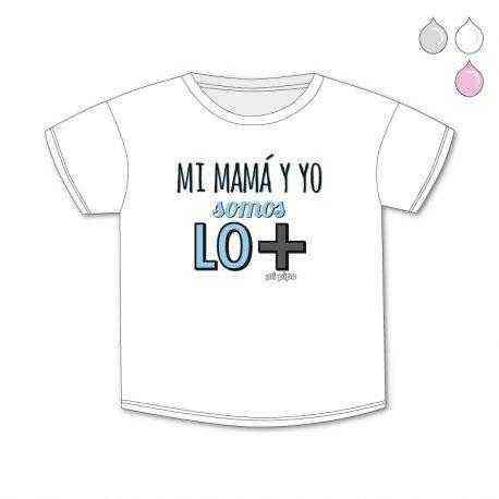 camiseta mama lo mas