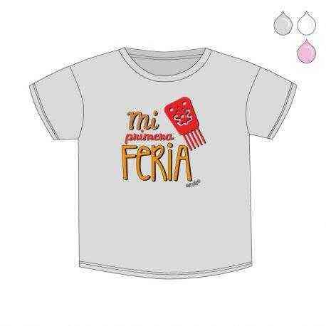 camiseta feria andalucia