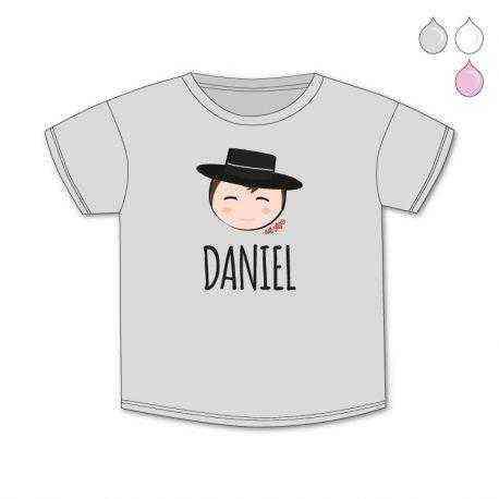 camiseta feria niño
