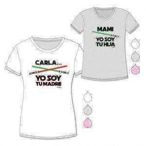 camisetas yo soy tu madre