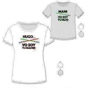 camisetas yo soy tu hijo