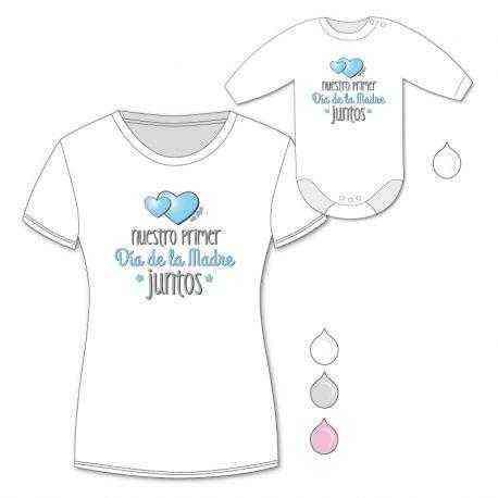 camiseta body madre