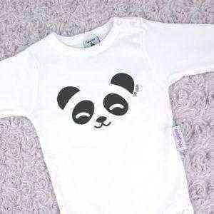 bebe personalizado oso panda