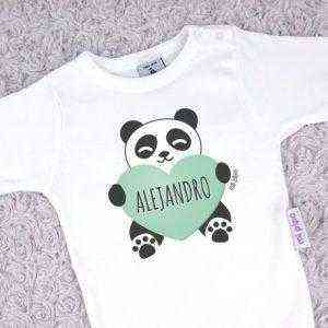 body oso panda nombre