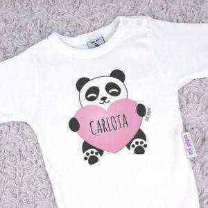 bodoy oso panda paersonalizado