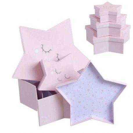 cajita regalo estrella