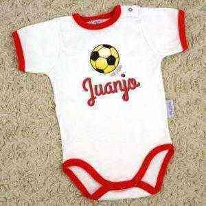 body futbol balon bebe